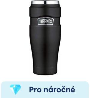 Thermos nerez termohrnek s madlem 0,47l