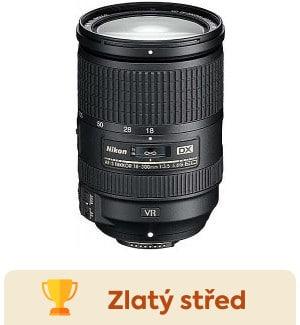 Nikon 18-200mm f/3,5-5,6G ED AF-S DX VR II - recenze