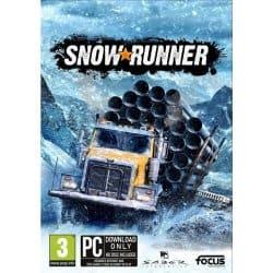 recenze PC hry SnowRunner