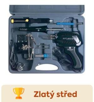 Recenze pájky Toolcraft SK 3000 100 W