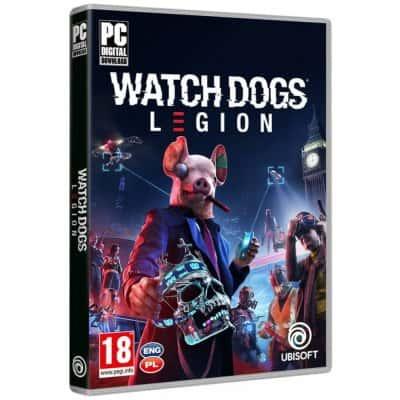 Watch Dogs Legion – nejlepší hra na PC
