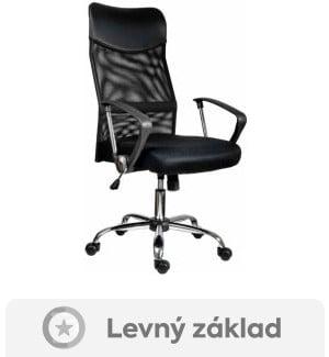 test židle Sedia Prezident
