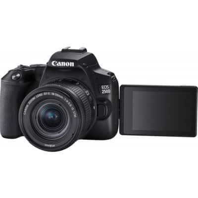 levná zrcadlovka Canon EOS 250D