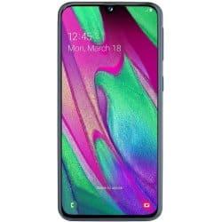 Galaxy A40 - nejlepší telefony samsung 2019 a 2020