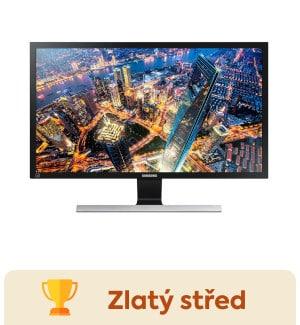 test Samsung U28E590DS - rychlý monitor 4K