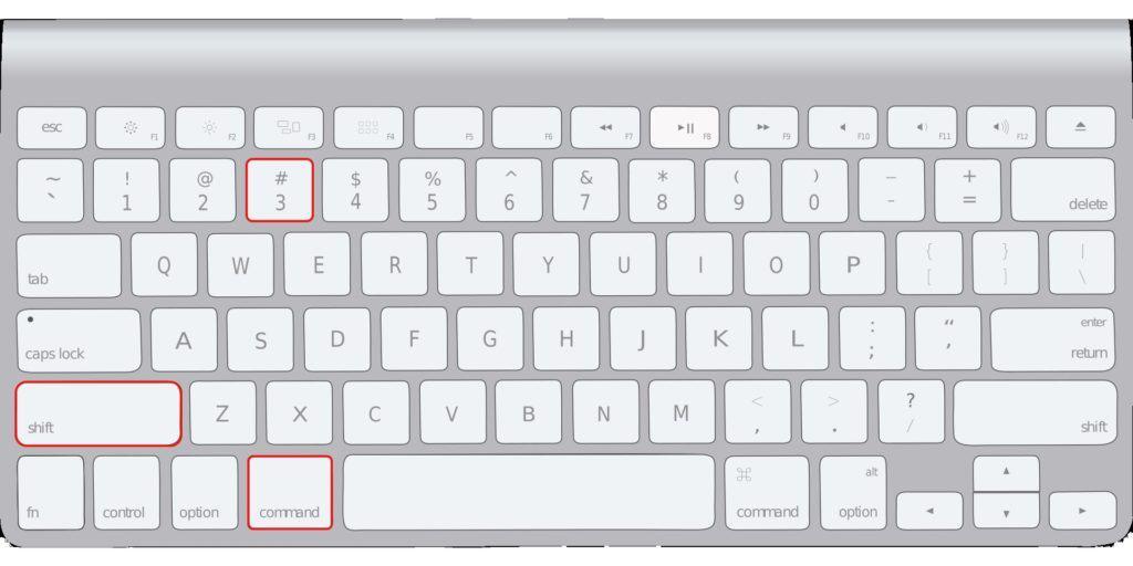jak udělat screenshot na Macu a Macbooku