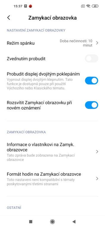 Recenze Xiaomi Redmi Note 9 Android