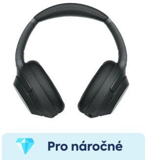 Sony WH-1000XM3 recenze sluchátek přes uši