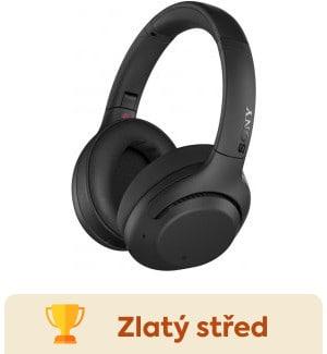 Sony WH-XB900N sluchátka