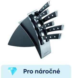 Tescoma Blok na nože AZZA, se 6 noži - recenze a porovnání