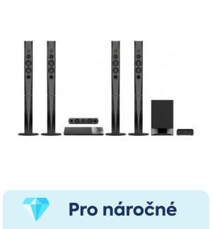 Sony BDV-N9200W - recenze domácího kina