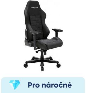 recenze herní židle DXRacer Iron OHIS132N
