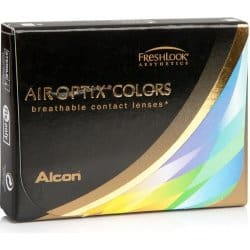 Alcon Air Optix Colors Sterling Gray