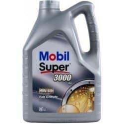 recenze motorového oleje Mobil Super 3000 X1 5W-40 5 l