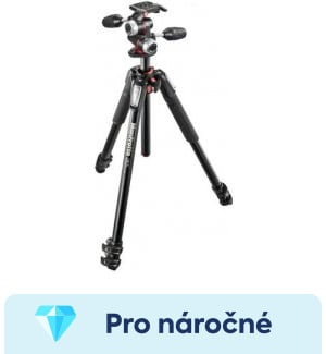 recenze Manfrotto 055CXPRO3