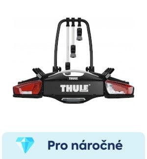 recenze Thule VeloCompact 3– nejlepší skládací nosič kol na tažné zařízení