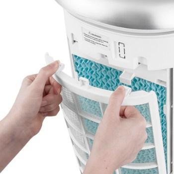 rady jak postupovat při umývání ochlazovačů vzduchu