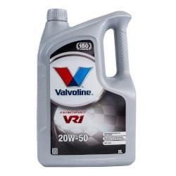 recenze Valvoline VR1 Racing 20W-50 5 l