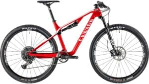 XC bike se zdvihem do 120 mm