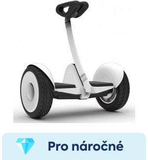 recenze Xiaomi Ninebot Mini hoverboard