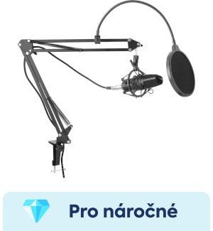 Yenkee YMC 1030 - mikrofon s filtrem