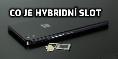 Co znamená hybridní slot
