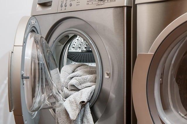 Jaké díly v pračce čistit?