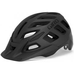 recenze Giro RADIX Matt Black 2020 – lehká cyklistická helma