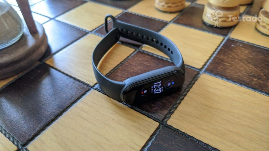 test fitness náramku Xiaomi Mi Band 5