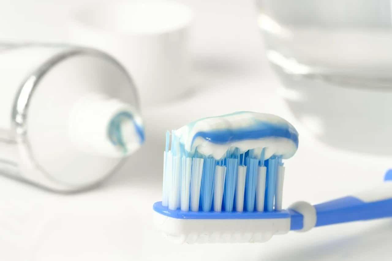 výběr pasty na zuby