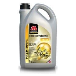 Millers Oils EE Semi Synthetic 10W-40 5 l recenze motorové oleje