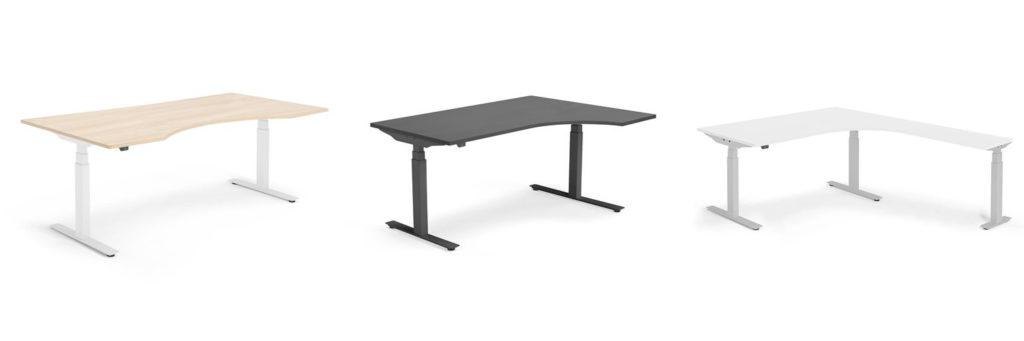Stůl Modulus varianty