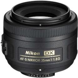Nikon 35mm f/1,8G