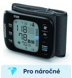 recenze OMRON RS7 Intelli IT