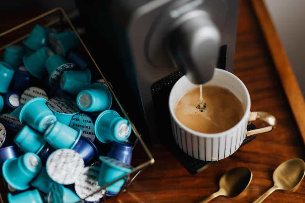 kompatibilita kapslí s kávovarem