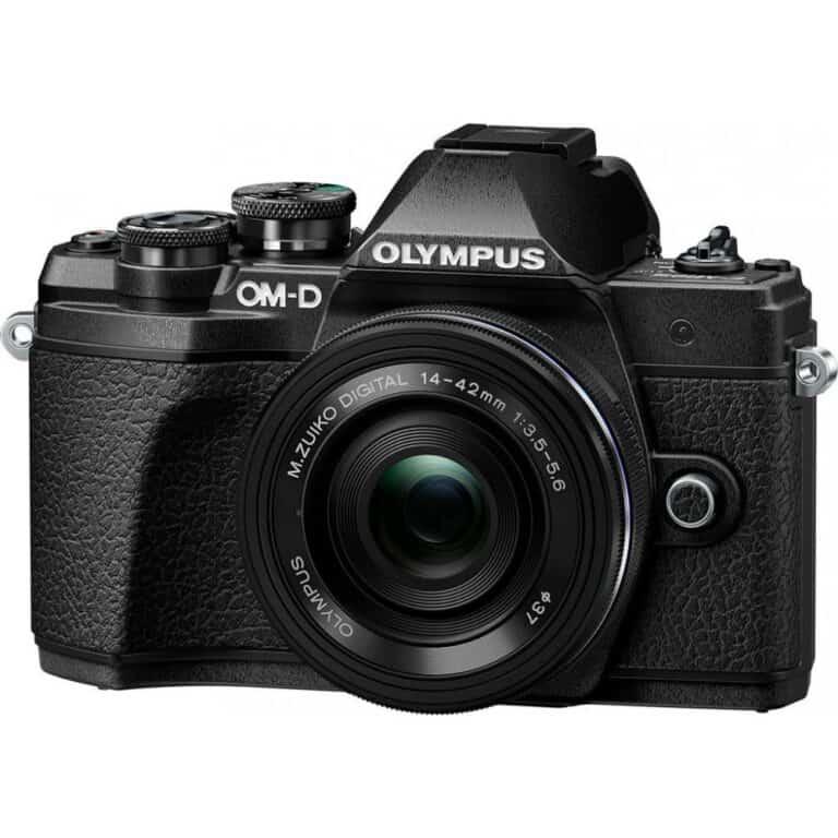 Recenze Olympus E-M10 III