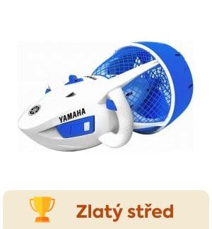podvodní skútr Yamaha Explorer test