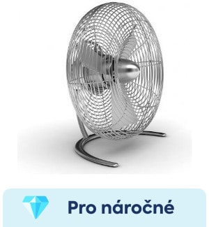 recenze StAdler Form CHARLY LITTLE – Nejlepší stolní ventilátor