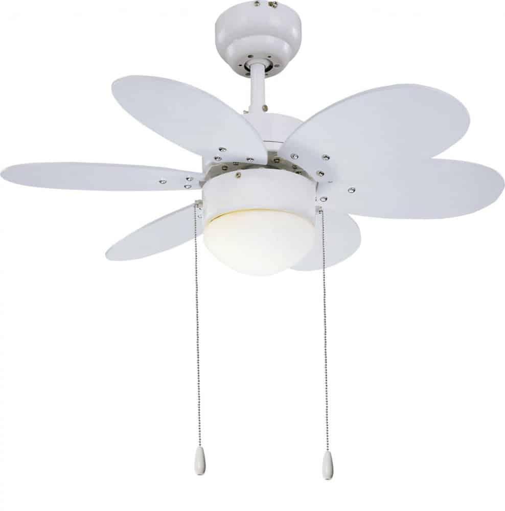 stropní ventilátor výběr
