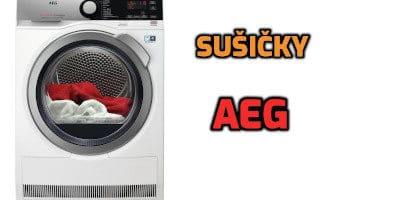 Nejlepší sušičky AEG a jejich recenze 2020