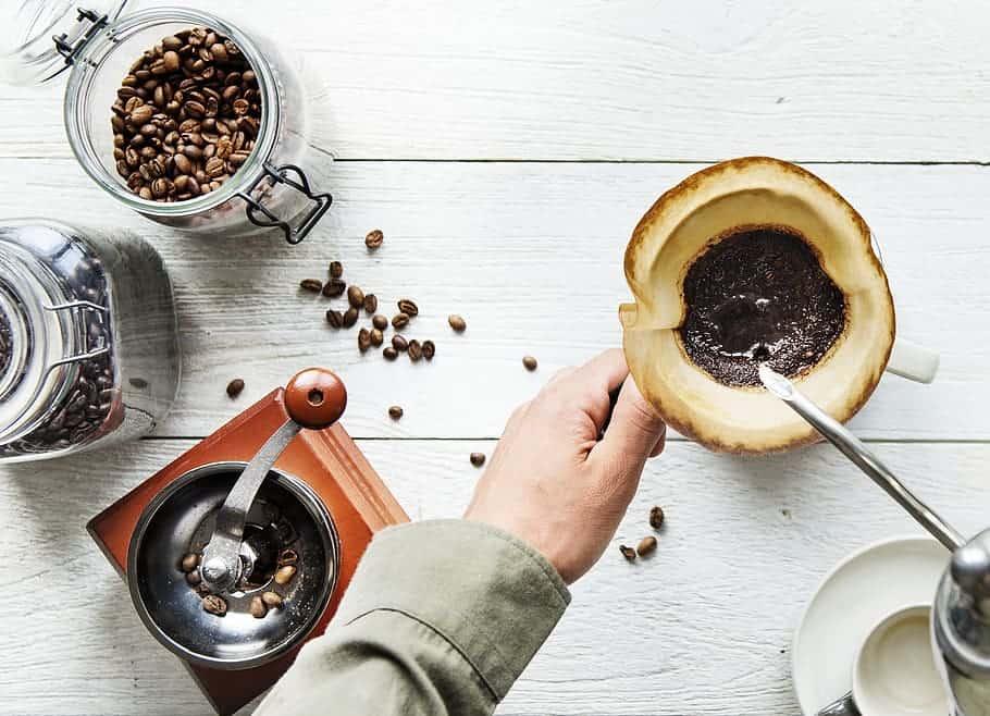 jak udělat nejlepší překapávanou kávu