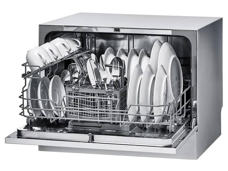 kapacita stolní myčky nádobí