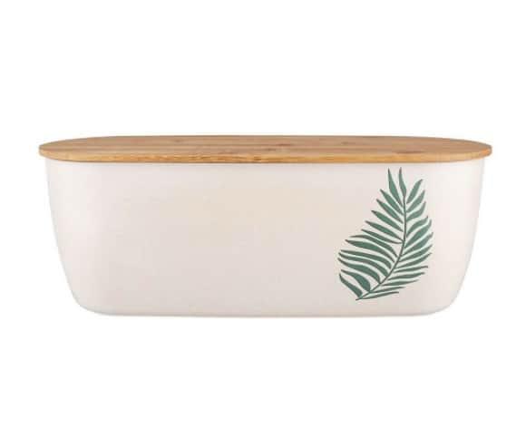 chlebník s bambusovým víkem Altom Chlebník Organic bamboo