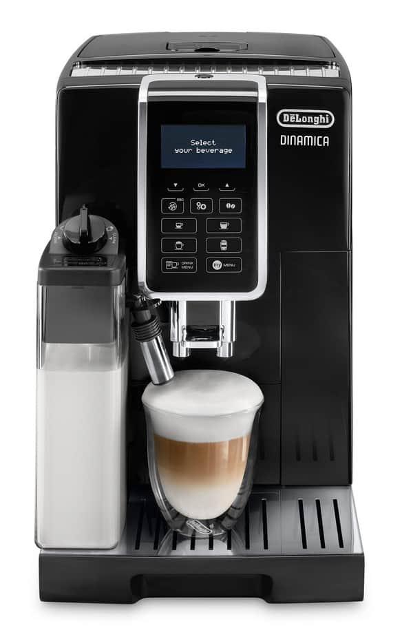 kávovar na espresso