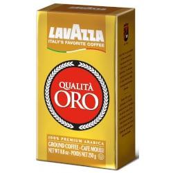 recenze Lavazza Qualita Oro mletá 250 g