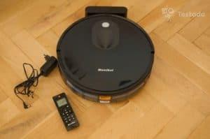 Mamibot EXVAC680S - robotický vysavač a jeho test