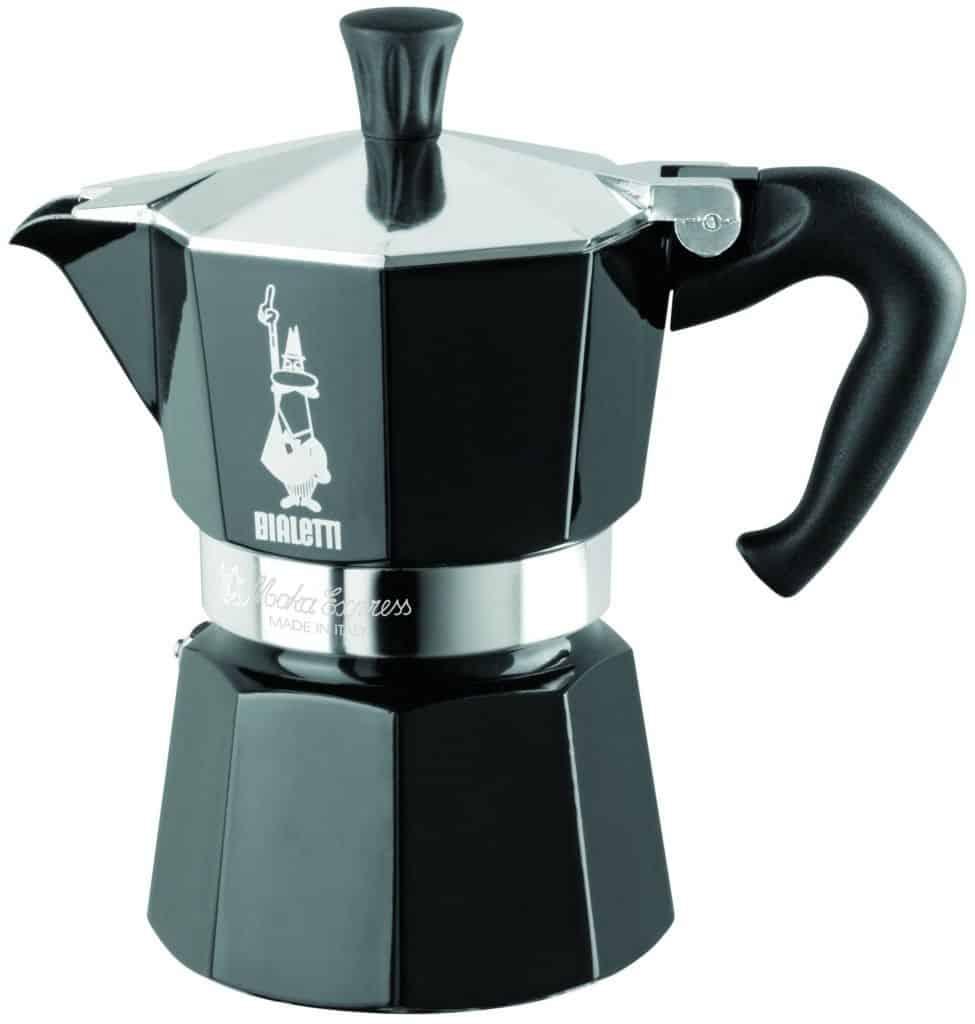 káva z moka konvičky