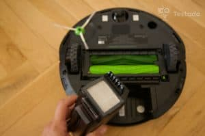 recenze a test iRobot Roomba i7