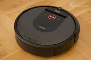 recenze iRobot Roomba i7 - robotický vysavač
