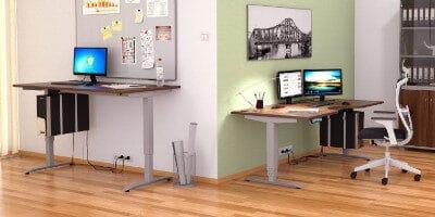 Výškově nastavitelné stoly Hobis – přehled a doporučení